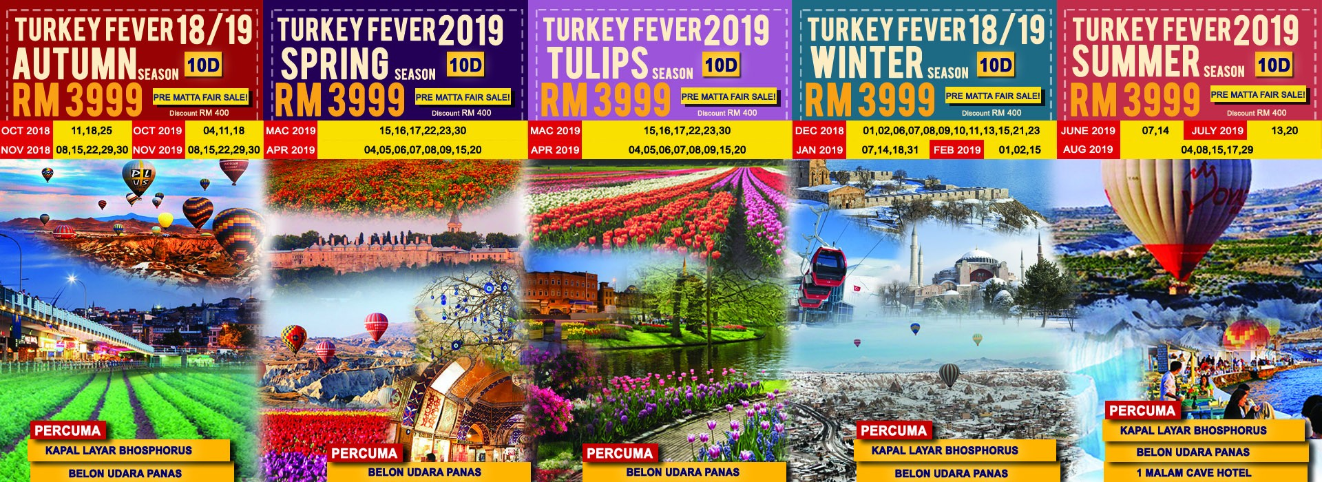 Turkey 2017 Matta Fair Promo