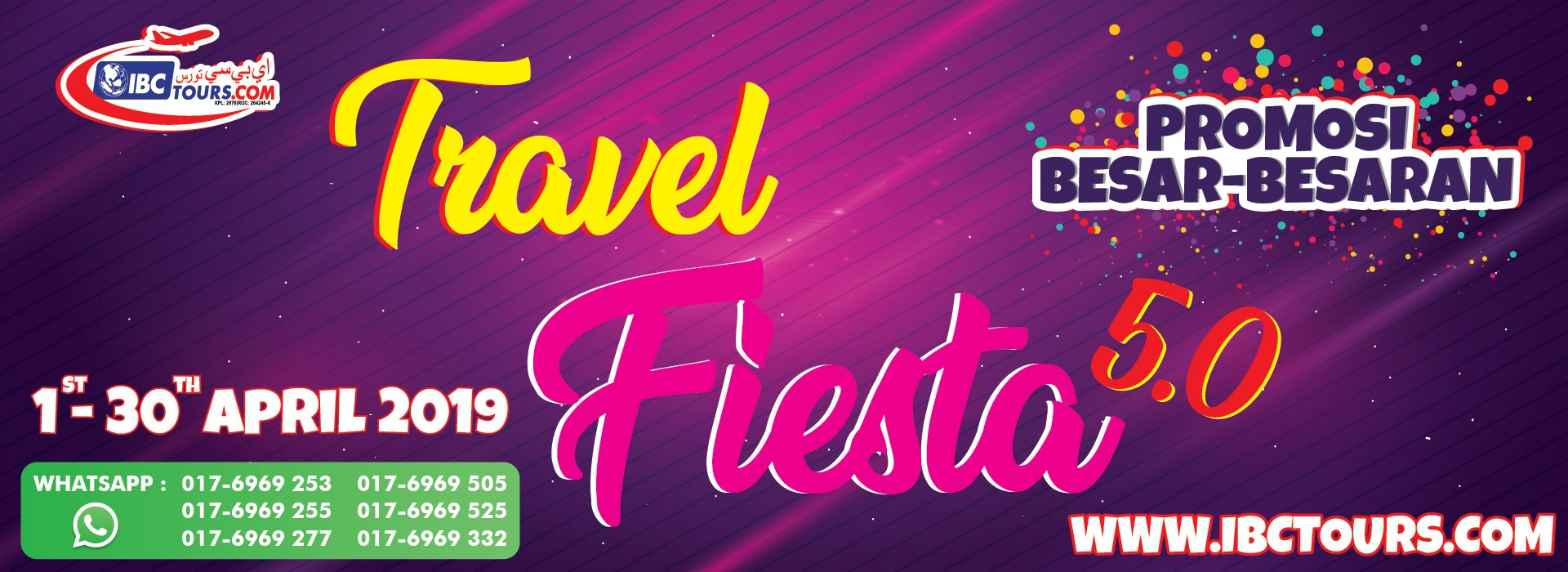 Travel fiesta