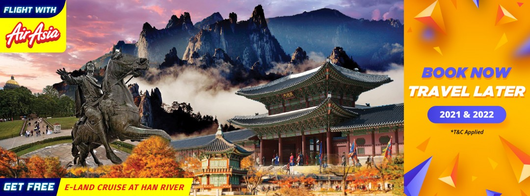 05 DAYS 04 NIGHTS WONDER KOREA MUSLIM TOUR