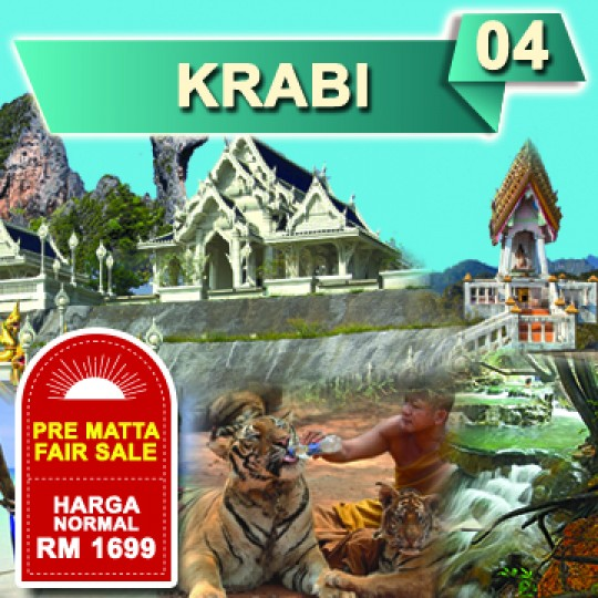 04 DAYS 03 NIGHTS KRABI