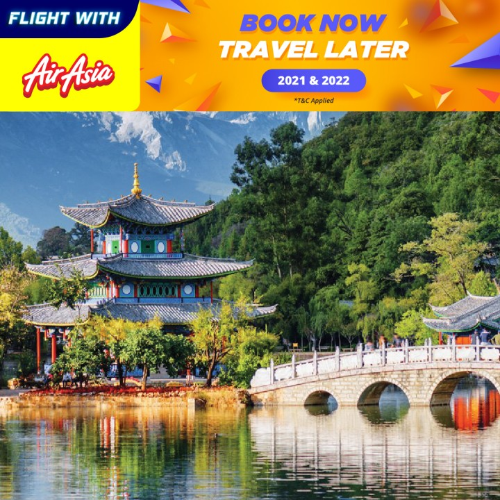 06 DAYS 05 NIGHT KUNMING & DALI & LIJIANG PRIVATE MUSLIM TOUR