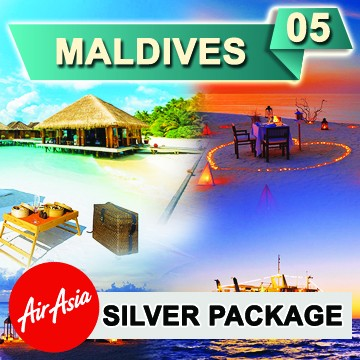 05 DAYS 03 NIGHTS DISCOVER MALDIVES - SILVER