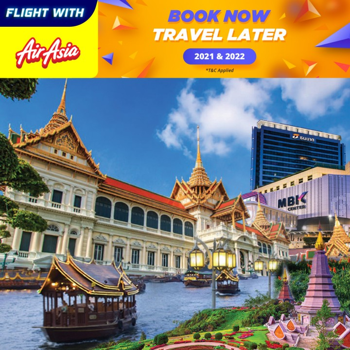 04 DAYS 03 NIGHTS BANGKOK TRULY MUSLIM TOUR