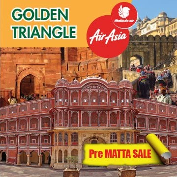 07 DAYS 05 NIGHTS GOLDEN TRIANGLE