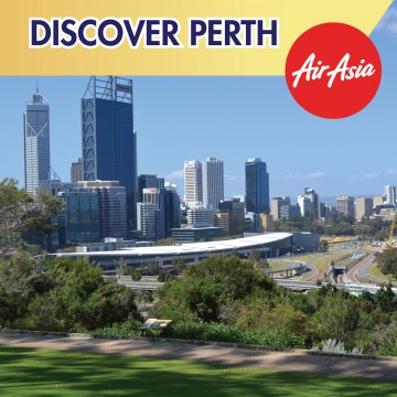 05 DAYS 03 NIGHTS DISCOVER  PERTH